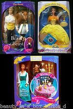 Beauty and the Beast Be Our Guest Gift Set Table Disney Classics Doll Belle