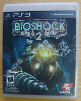 BIOSHOCK 2 PS3 SONY PLAYSTATION 3 GAME