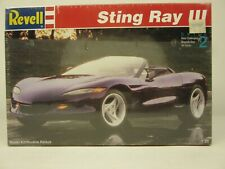 Revell #7346, Sting Ray Iii, 1:25 Scale