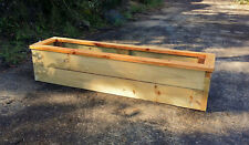 Raised Garden bed Heavy duty land border shape for lansdscapers