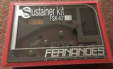 Fernandes Sustainer System FSK-401 Single Coil in Black