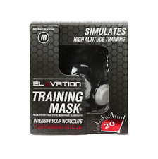 Elevation Training Mask 2.0 Simulates High Altitude Fitness MMA Boxing Runing