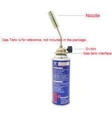 Butane Gas BBQ Tool Blow Torch Ignition Flamethrower Burner Camping Welding NEW