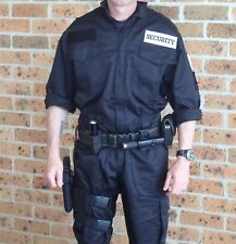 SECURITY UNIFORM PANTS SHIRTS OVERALLS SHORTS BRAND NEW SIZES 34 36 38 40 44