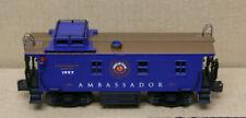 Lionel 6-19957 1997 Ambassador Caboose O-gauge NOS