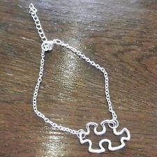 Autism Awareness Jewellery, Autism Jigsaw  Bracelet, Autism, Aspergers, DMDD,