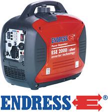 Stromerzeuger Endress ESE 2000i Silent Stromgenerator Stromaggregat Benzin