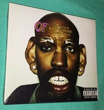 ODD FUTURE - The OF Tape Vol.2 NEW CD Odd Future Records Hardcore Hip Hop sealed