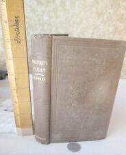 FAUST,A DRAMATIC POEM,1851,Goethe