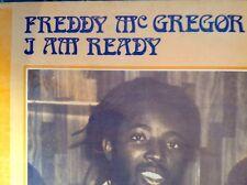 STUDIO ONE FREDDIE MC GREGOR I AM READY LP NEW