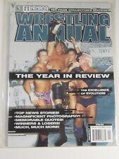 Pro Wrestling Illustrated Magazine Wrestling Annual Spring 2004
