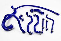Silicone Coolant Hoses fits Land Rover Discovery 300TDI Stoney Racing Blue