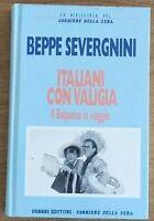Italiani con valigia - B. Severgnini - Corriere della sera - 1995 - AR