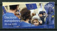 Luxembourg 2019 MNH EU European Elections 1v Set Politics Stamps
