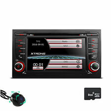 """for Audi A4 S4 RS4 Car Stereo 2 DIN Radio DVD 7"""" GPS NAV System Audio 360°Camera"""