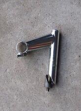 Vintage 3ttt Road Stem - Pretty - High Polished Steel - 22.2 Diameter - 25.4mm