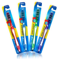 Oral-B Shiny Clean Soft 35 Ergonomic Z Shaped Bristles Manual Toothbrush