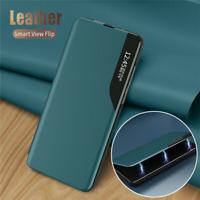 Für Xiaomi Mi 10T Pro 10Ultra Poco X3 NFC Smart Cover Lederschutzhülle Klappetui