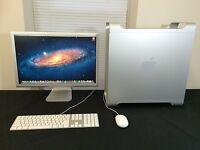 UPGRADED EIGHT CORE Apple Mac Pro 32GB RAM + 1TB HD + (2x2.66 GHz Intel Xeon)