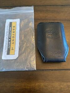 BARSONY Single Stack leather Magazine Pouch Carrier SIG Compact 9mm 40 45 P938
