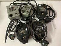 Transformator VEB DDR Trafo f Mikroskopbeleuchtung 220V versch. Typen G2, G1, P1