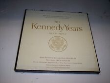 LP BOXED SET<<THE KENNEDY YEARS 1965-1963   **ALL NM VINYL**   #98