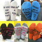 2 Pairs Wine socks If You can read this Bring Me a Glass of Wine Men Women Socks