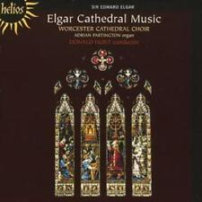 Cathedral Music - Hunt,Worcester Cathedral Choir Edward Elgar New Music Audio CD