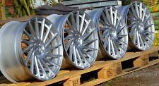 KESKIN KT17 Felgen SATZ 8,5x19 Zoll ET45 5x112 Mercedes Audi VW Seat NEU◄ SILBER