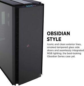 Corsair Obsidian 1000D Full Tower Case - Black