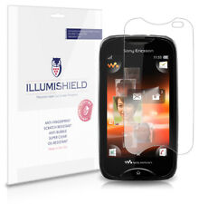 iLLumiShield Anti-Bubble/Print Screen Protector 3x for Sony Ericsson Mix Walkman