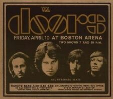 THE DOORS 'LIVE IN BOSTON' 3 CD SET NEW+