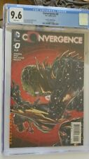 """DC CONVERGENCE #0C """"Zircher Variant Cover"""" CGC Grade 9.6 NM+ 1 for every 50 sold"""