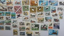 50 Different Duck Stamps Collection
