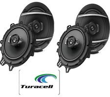 """4 Pioneer TS-A1670F 6.5-INCH 6-1/2"""" CAR AUDIO 640 watt 3-WAY COAXIAL SPEAKERS"""