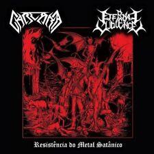 CARCARA / ETERNAL VIOLENCE - Resistencia do Metal Satanico - CD