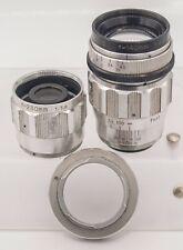 Rare - Tamron Spectra Duo-Focus 140mm 230mm F4.5 F7.9 Exakta KE Mount Prime Lens