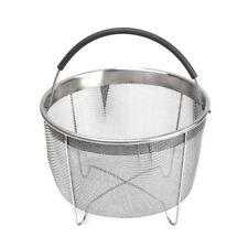 Steamer Basket for Instant Pot Stainless Steel Strainer 6qt 8qt Pressure Cooker