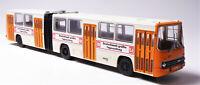 H0 BREKINA Bus Ikarus 280.02 Gelenkbus Stadtbus NKV Chemnitz Bild Zeitung 59705
