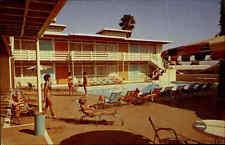 Palm Springs California AK ~1950/60 Kalifornien Stan Spiegelman President Hotel