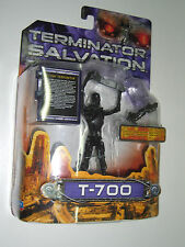 TERMINATOR SALVATION T 700 RESISTANCE CRUSHING ANGLE IRON FIGURE PLAYMATES MOC