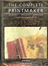 Complete Print maker (Hardcover) book - printing