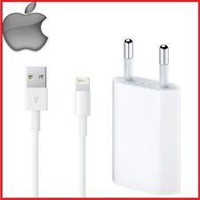 Chargeur ORIGINAL + Câble APPLE IPhone 5 5s 5c 6 6s 7 8 Plus x 10 Lightning USB