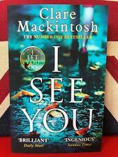 I See You by Clare Mackintosh (Paperback, 2017) New Book