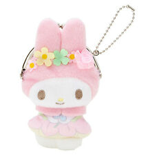 Sanrio My Melody Fairy Key Chain Coin Bag / Coin Purse Registered Shipping