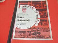 League Cup Football Scottish Fixture Programmes (1970s)