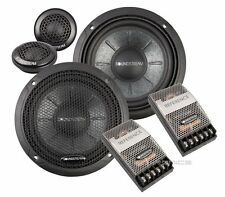"SOUNDSTREAM RC.6 +2YR WRNTY 6.5"" 400W CAR AUDIO COMPONENT STEREO SPEAKER SYSTEM"