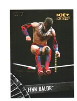 WWE Finn Balor #46 2016 Topps NXT Silver Parallel Card SN 22 of 25