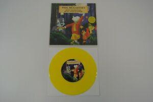 "Paul McCartney Tropic Island Hum Stand Together 7"" 45rpm Vinyl Record 2004 UK EX"