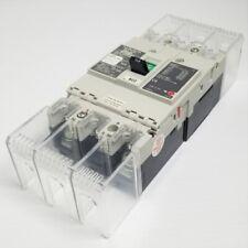 Fuji SA102RCUL 15-Amp, 240-480 VAC, 3-Pole Circuit Breaker